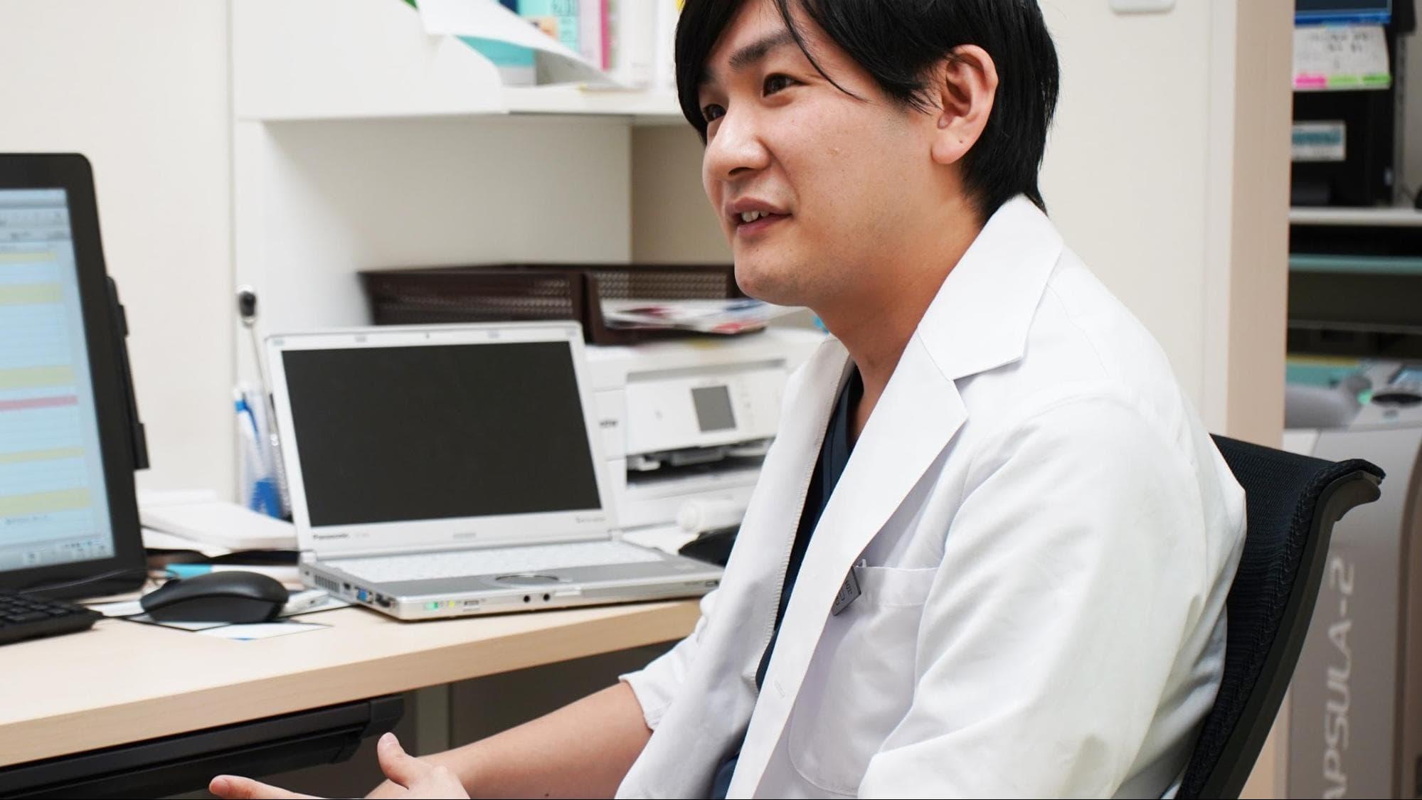 平井リハビリテーション整形外科 谷口 有 院長インタビュー
